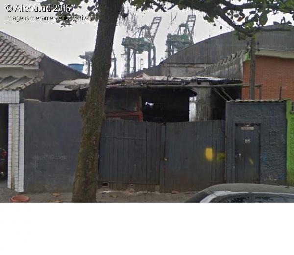 4ª VC Santos - Direitos sobre Terreno - Bairro do