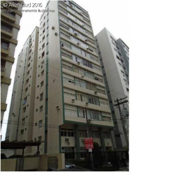 Apartamento 123 do Edifício Windsor em Santos/SP