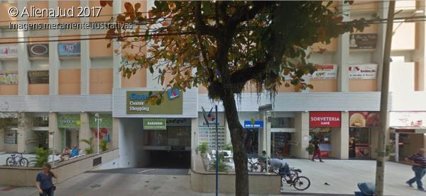 BOX Comercial - Cond. Guarujá Center