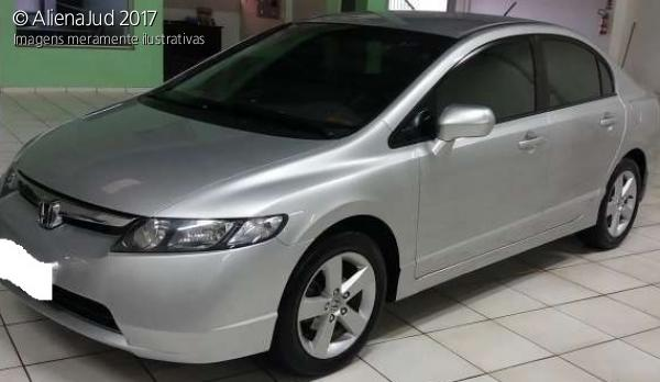 1ª VC de Guarujá - Honda Civic LXS, FLEX ano 2007