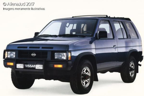 6ª Vara de Família SP - Nissan Pathfinder
