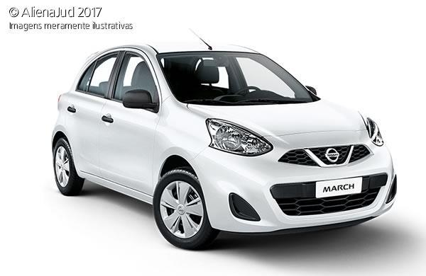 4ª Vara Cível de Santos - Nissan March