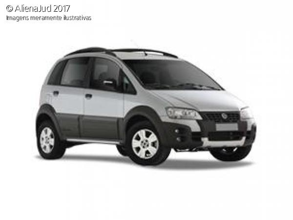 Veículo FIAT IDEA ADVENTURE FLEX ano 2010