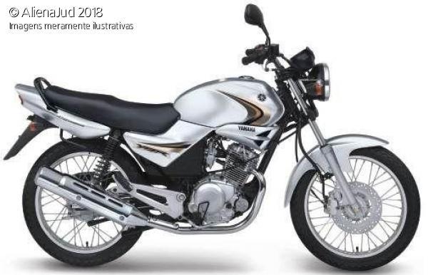 2ª Vara Cível de São Vicente - Moto Yamanha